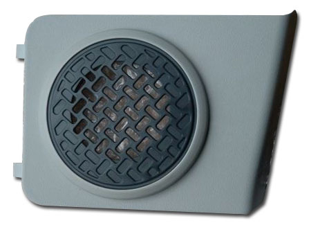 Speaker Grille Cover - Right Rear