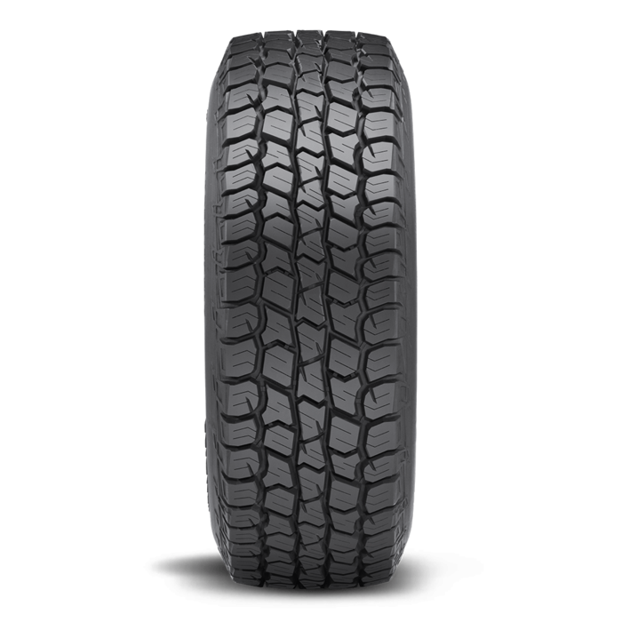 Deegan 38 All-Terrain 16.0 Inch 265/75R16 Raised White Letter Passenger SUV(4x4) Radial Tire Mickey Thompson
