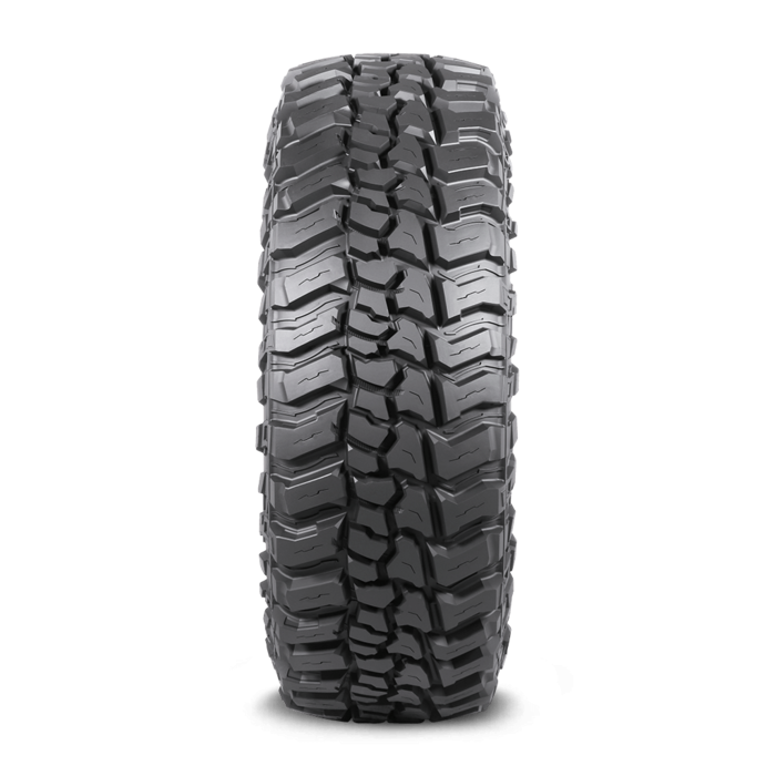 Baja Boss 20.0 Inch 33X12.50R20LT Black Sidewall Light Truck Radial Tire Mickey Thompson