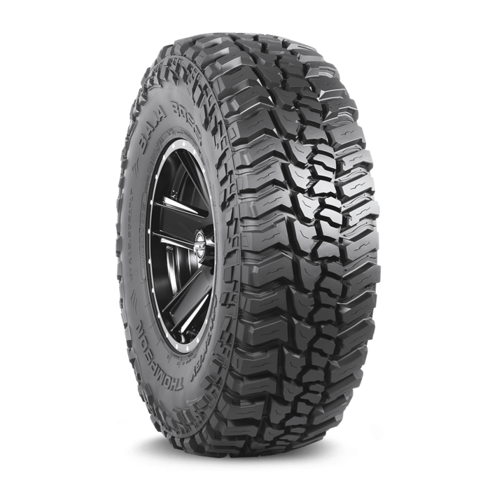 Baja Boss 22.0 Inch 33X12.50R22LT Black Sidewall Light Truck Radial Tire Mickey Thompson