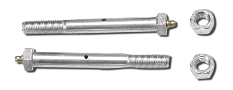 Warrior Products Universal 9/16″ x 4″ Greaseable Bolts No Sleeves