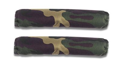 Warrior Products Universal 12″ Padding (pair) Camo