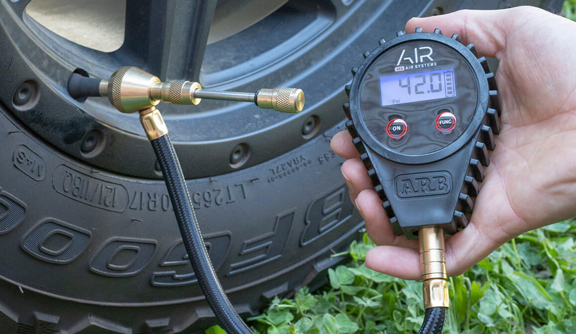 ARB Digital Tire Deflator