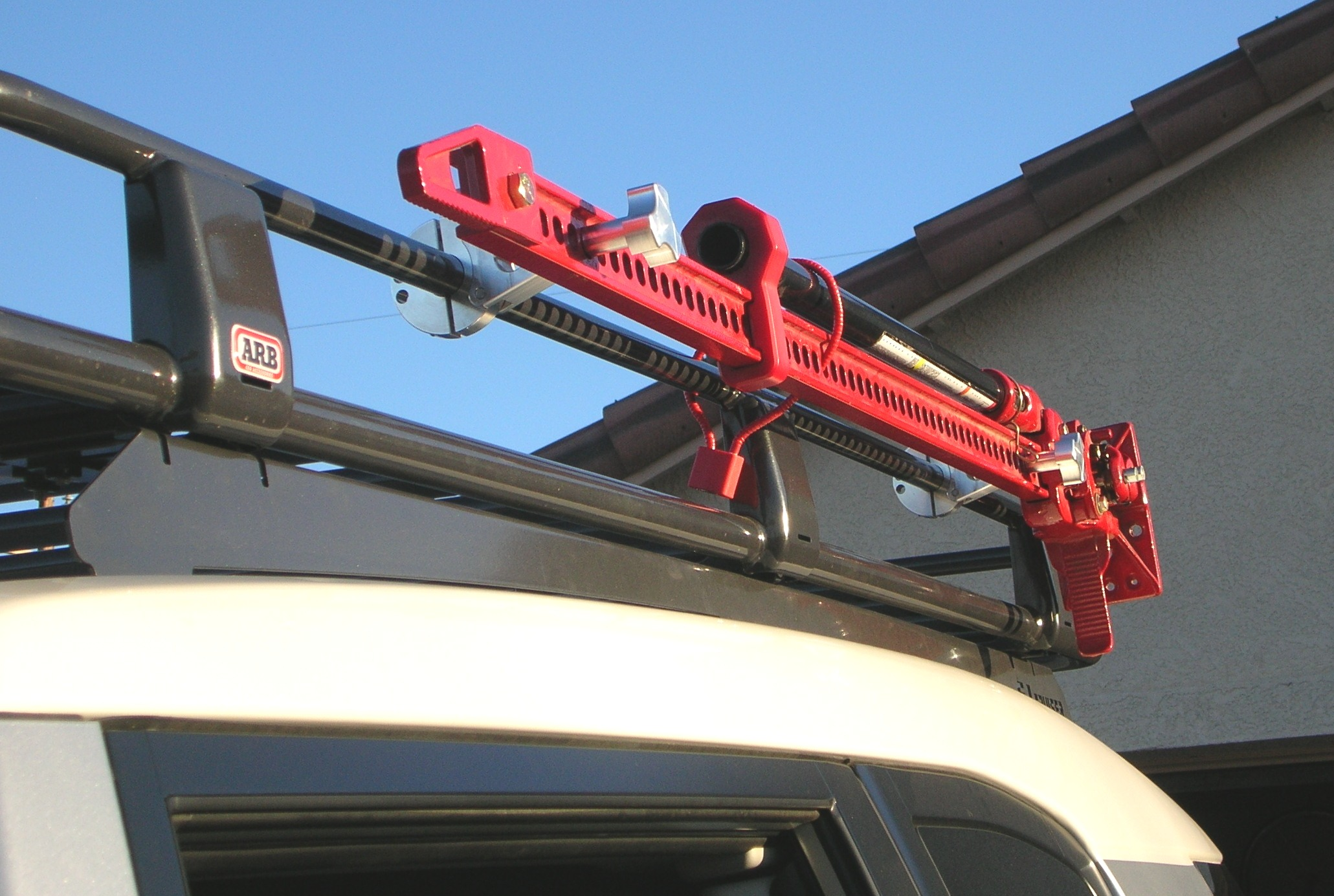 Fj Cruiser Roof Racks By Baja Rack Gobi Arb Toyota And