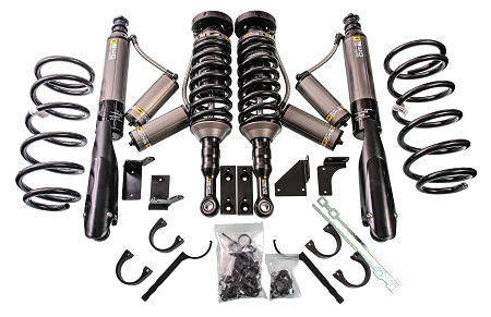 OME BP51 Suspension Kit - HEAVY LOAD - 2010-14 FJ Cruiser
