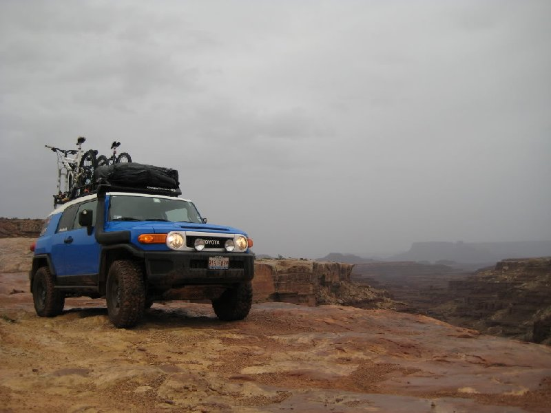 Baja Rack for FJ Cruiser (Standard)