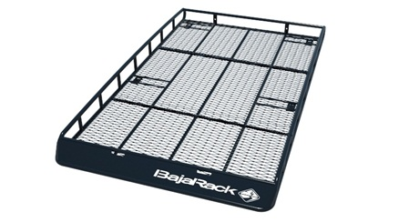 Baja Rack FJ Cruiser Full Metallic Mesh Floor Rack
