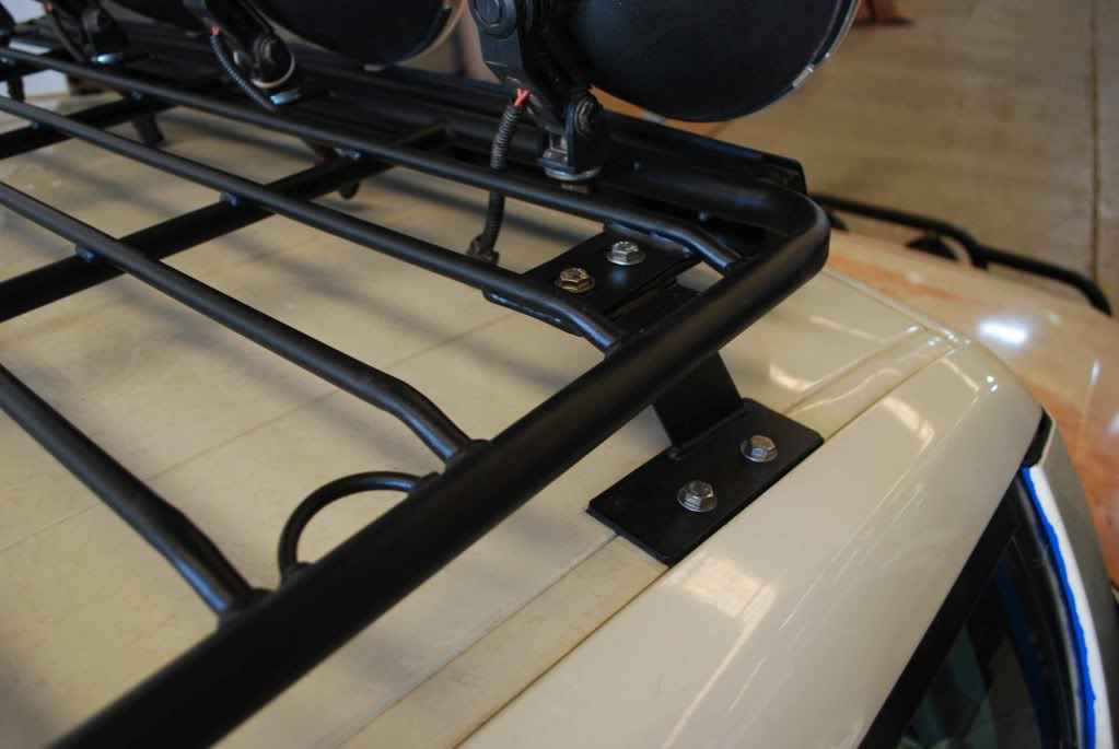 Baja Rack All Flat Utility Rack for FJ Cruiser -Wide