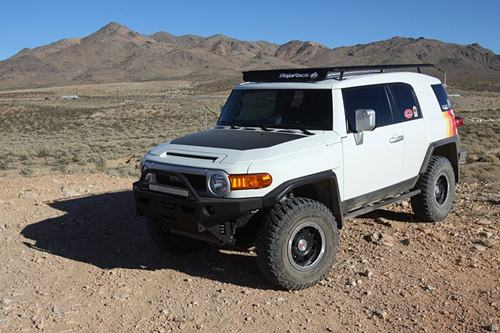 Baja Rack Pure Fj Cruiser Accessories Parts And