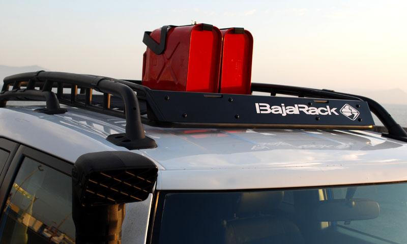 Baja Rack Drop-in Basket for FJ Cruiser OEM Rack 2007-2014 Baja Rack Drop In roof rack for FJ ...