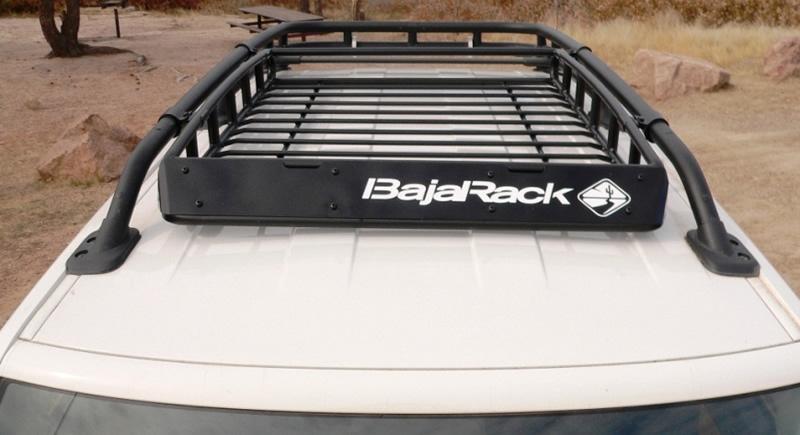 Baja Rack Drop In Basket For Fj Cruiser Oem Rack 2007 2014