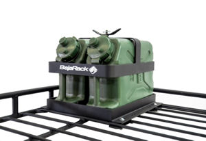 Baja Rack Water Can holder for Two Cans