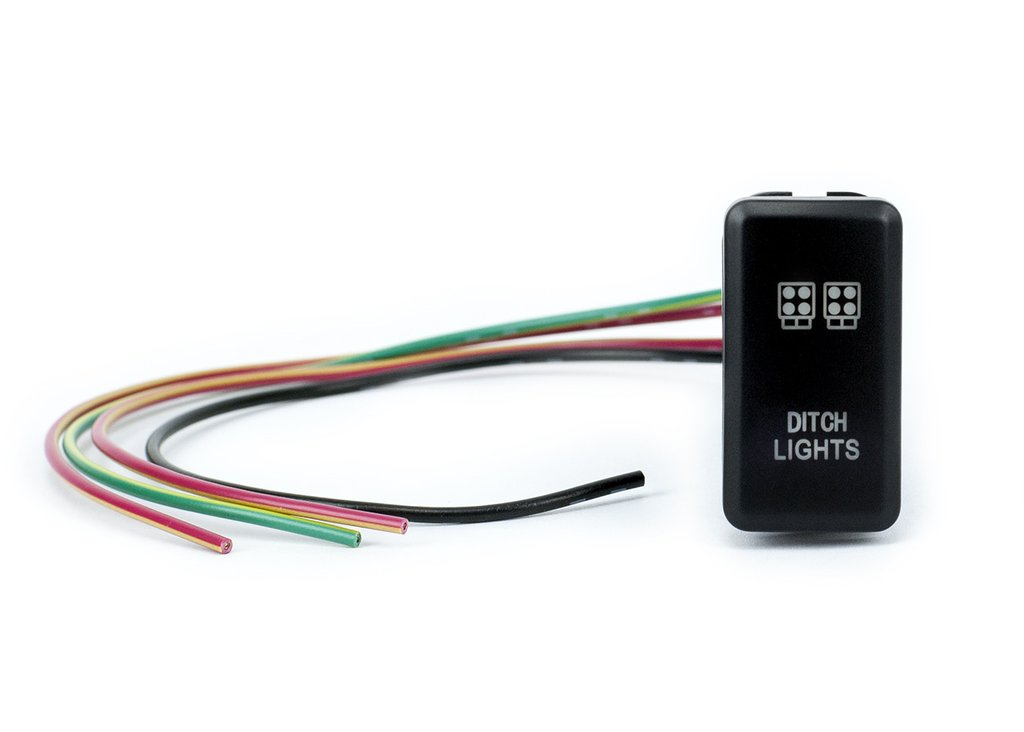 "Cali Raised Toyota Oem ""Ditch Lights"" Switch"