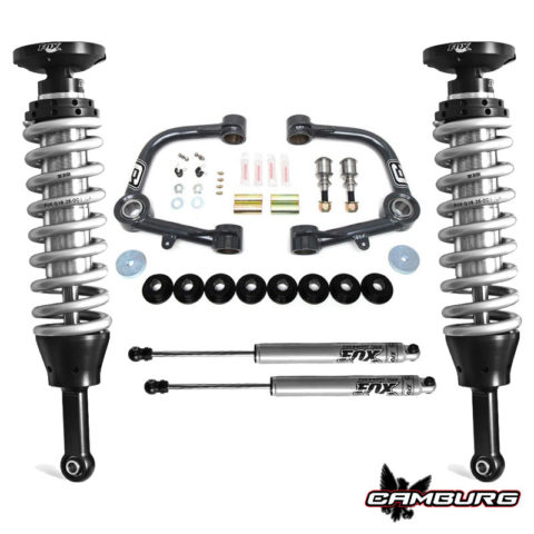 Camburg / Fox 2.5 Performance Kit 2007-2014 FJ Cruiser