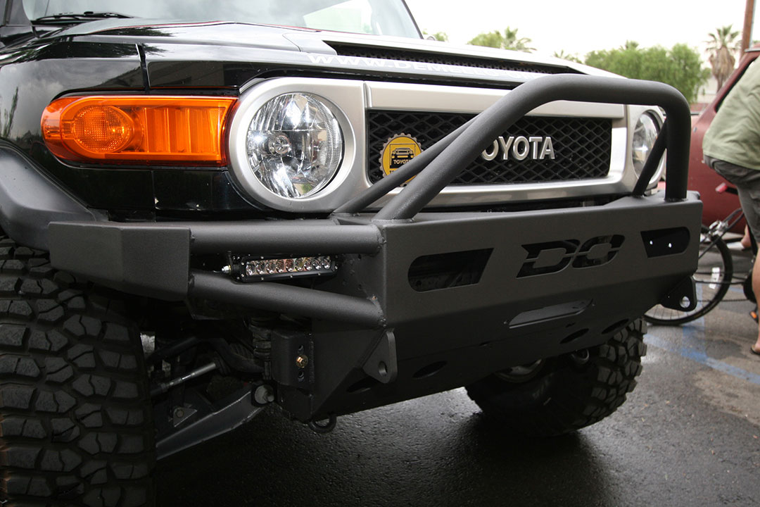 Demello Off-Road FJ Rally Front Bumpers