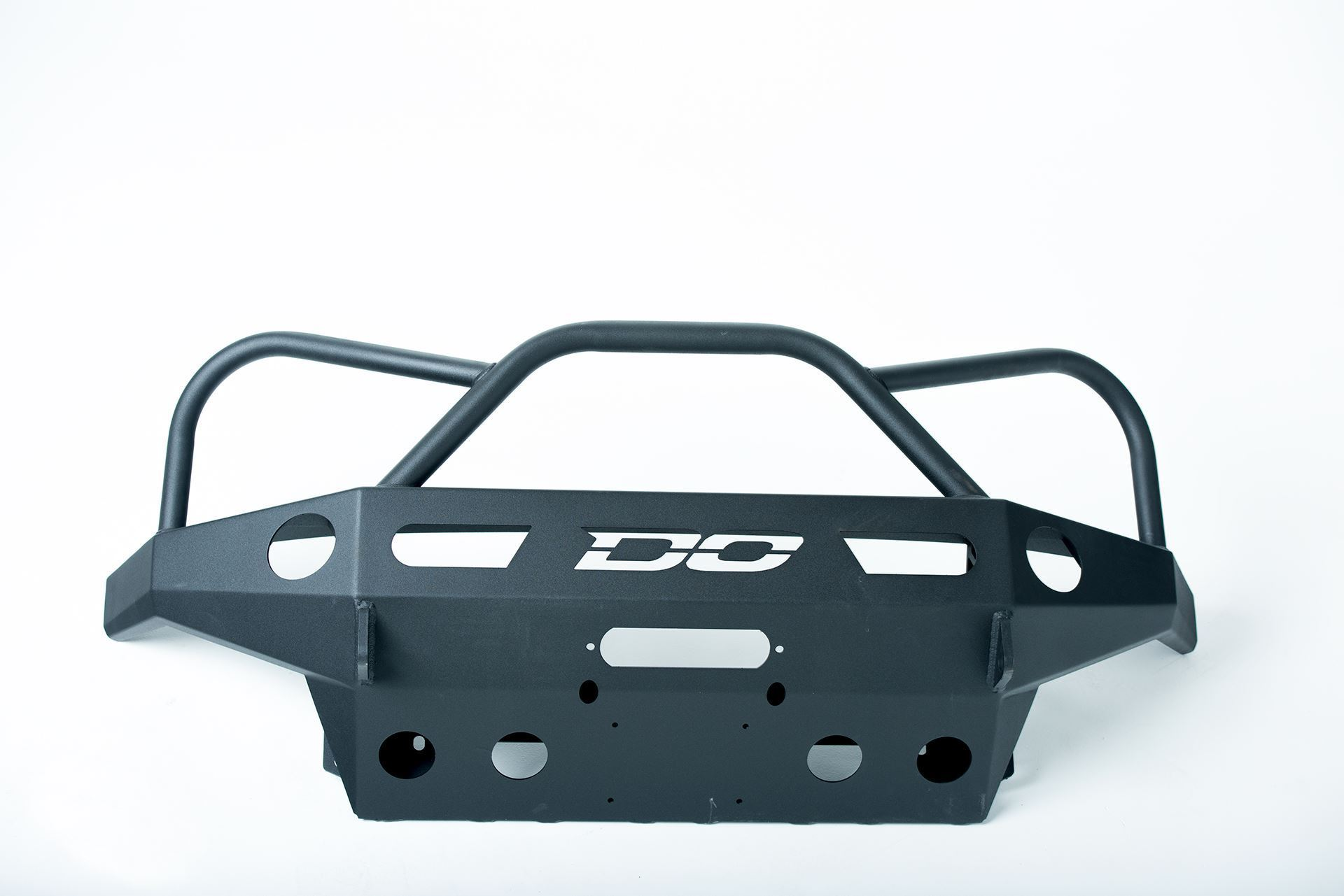 Demello Off-Road FJ Evil Eye Front Bumper - Steel