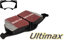 EBC Ultimax Brake Pad Set - FRONT
