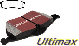 EBC Ultimax Brake Pad Set - REAR