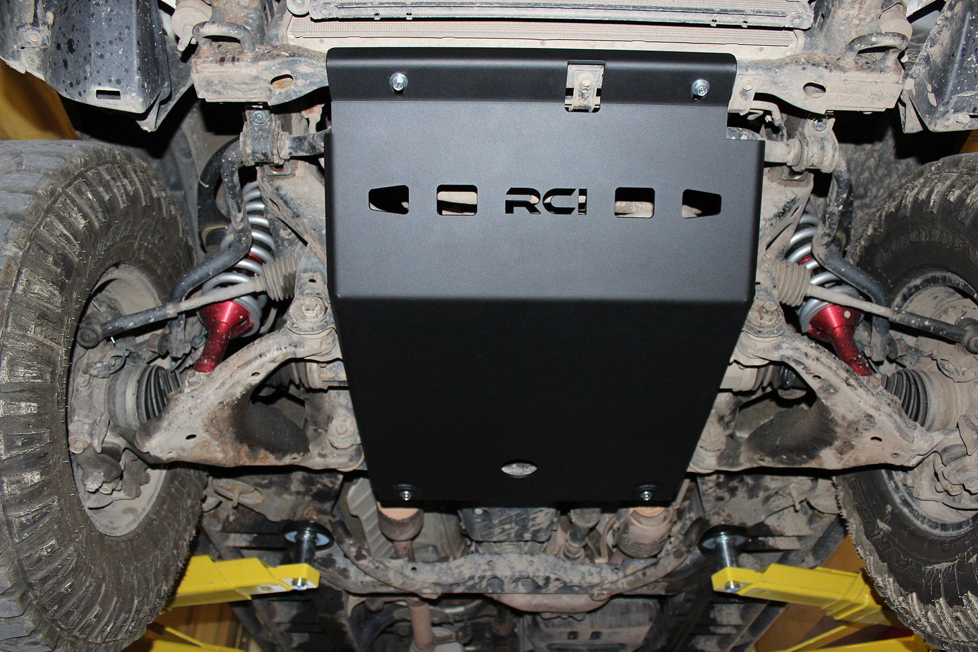 RCI Off-Road Front Skid Plate; 2007-2009 FJ Cruiser