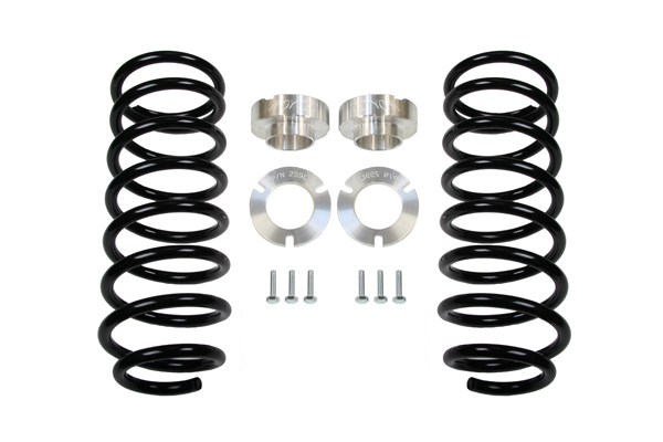 "Toytec FJ Cruiser 3"" FJ Lift Kit w/spacers and rear coils"