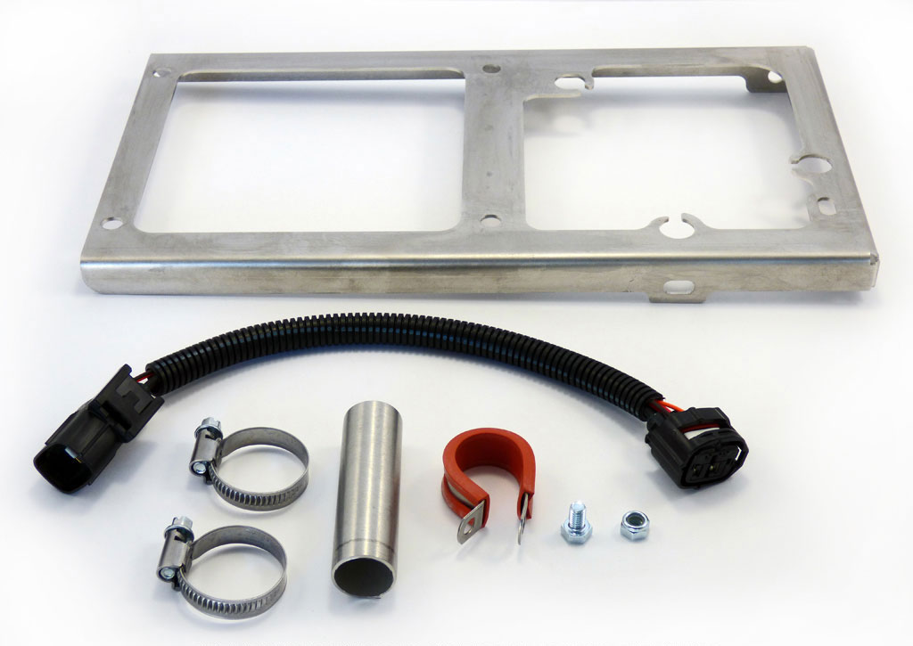Secondary Air Injection Pump Relocation Kit