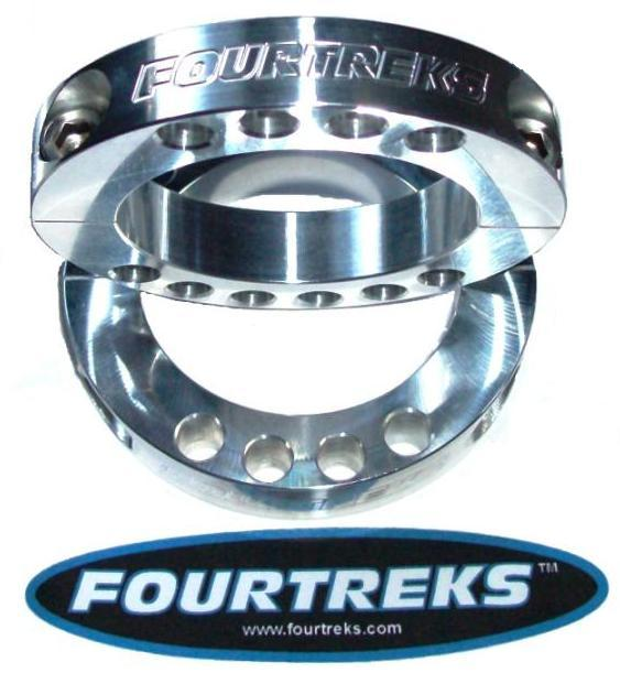 Fourtreks Modular Clamp Rings (Tube Clamps)