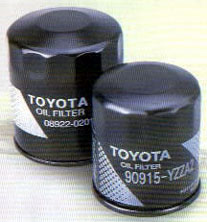 Genuine Toyota 2010+ FJ Cruiser Oil Filter - 10 pack