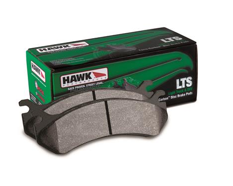 Hawk Performance FJ Cruiser Brake Pads - LTS: Rear