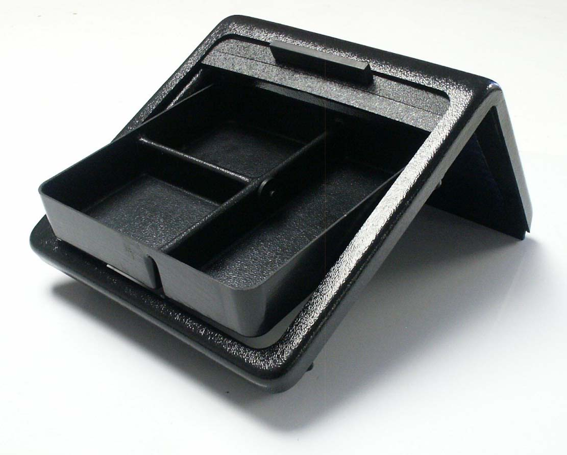 FJ Cruiser Roll-top Console Cover Divider Insert