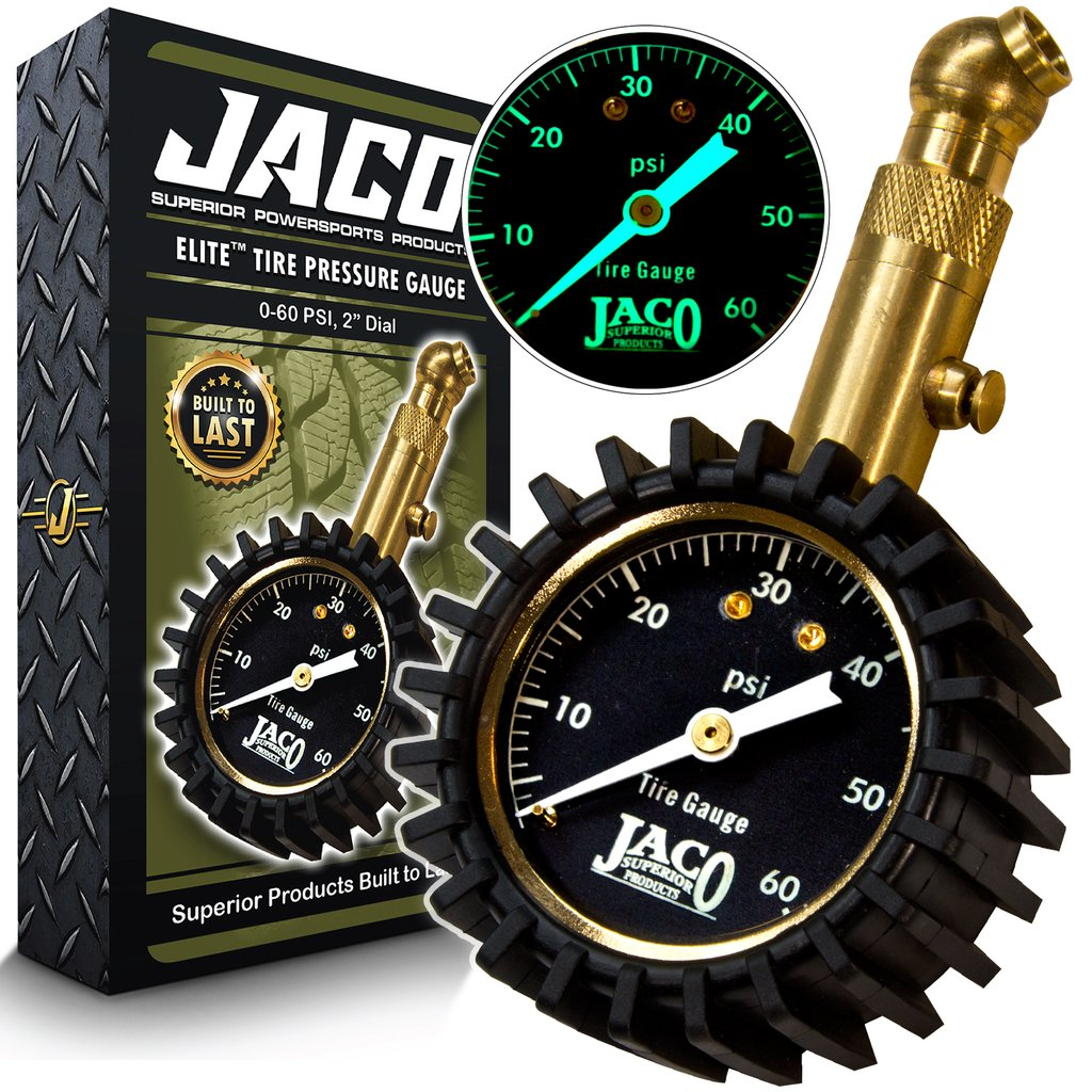 *NEW* - JACO Elite Pressure Gauge - 60 PSI
