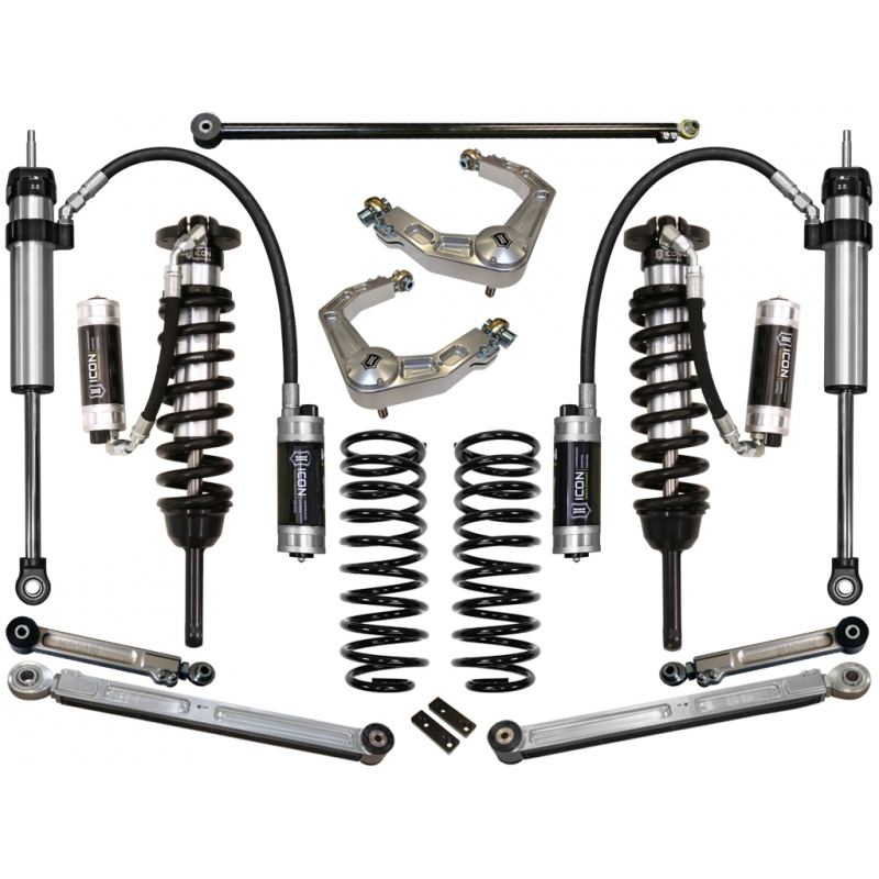 2007 - 2009 FJ Cruiser Suspension System - Stage 7