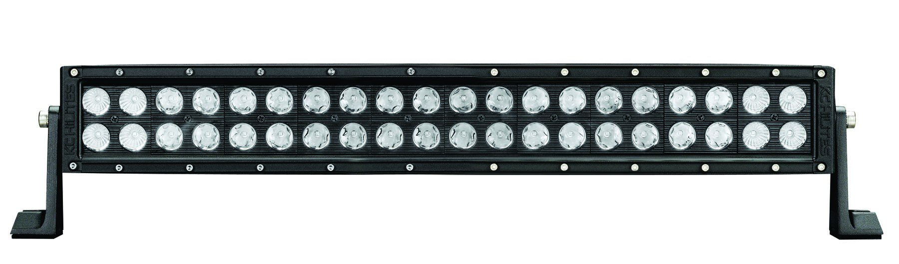 "KC HiLiTES C-Series LED - 20"" Bar Combo Spot / Spread - Black"
