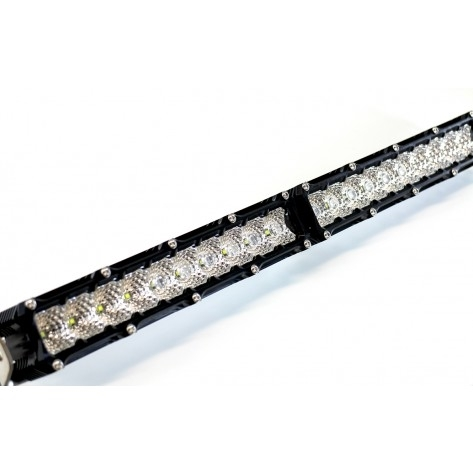 "Heretic Wraith LED Light Bar 40"" Billet"