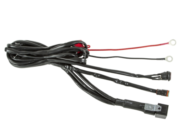 Light Bar Harness for 10, 20, 30, 40 and 50 In.