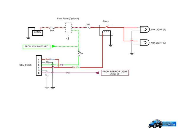 Lighting_diagram fj fog light switch harness [pt297 35070 sh as] $63 49 pure Fog Light Wiring Diagram Simple at gsmx.co