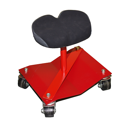 Auto Dolly Service Seat Attachment