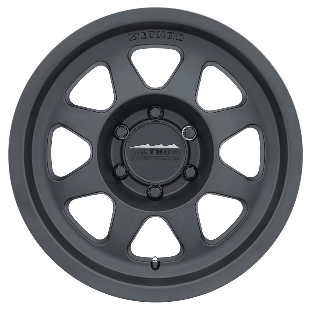 *NEW* - Method 701 Trail Series Black 16x8