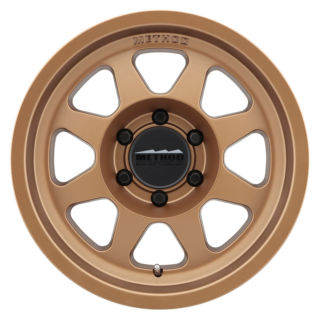 *NEW* - Method 701 Trail Series Bronze 16x8