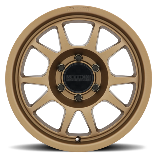 *NEW* - Method 702 Bronze 17x8.5