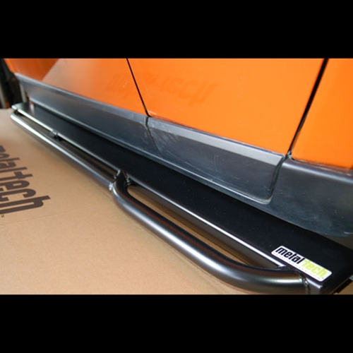 Metal-Tech FJ Cruiser Step Slider w/ 2 Stage Rub Rail