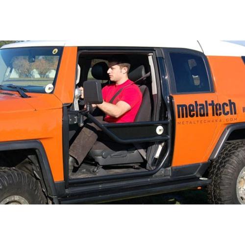 Toyota Tech Info Site: Metal-Tech FJ Cruiser Tube Doors [MT-GSJ-2501]