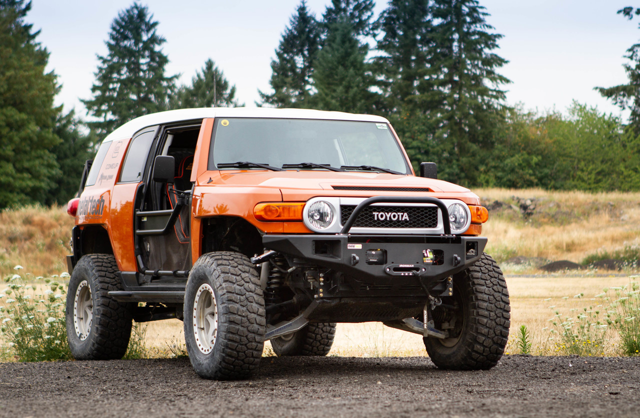 Metal Tech FJ Cruiser Phantom Front Bumper Stage 1