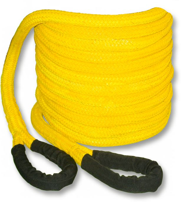 PolyGuard Kinetic Recovery Rope - YELLOW