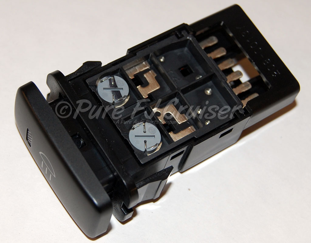 FJ AUX Light Switch