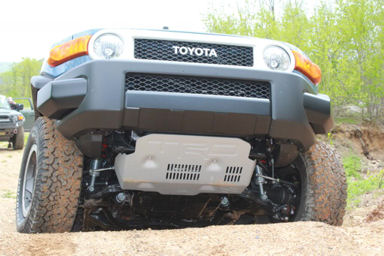 TRD Trail Team UE Front Skid Plate