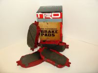 Toyota TRD Performance Brake Pads, Front