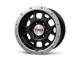 Toyota TRD 16 in Black Off-Road Beadlock Style Wheel (1)