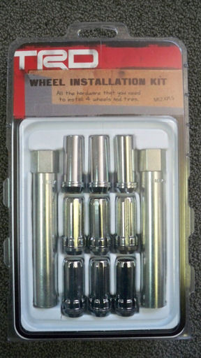 TRD Wheel Installation Kit for PTR45-35010 wheel