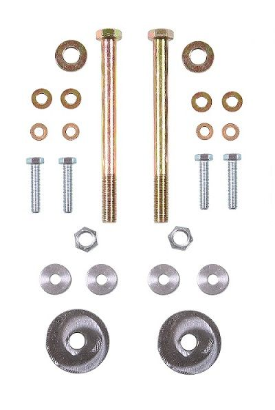 Toytec Front Differential Drop Kit - 07-14 FJ Cruiser