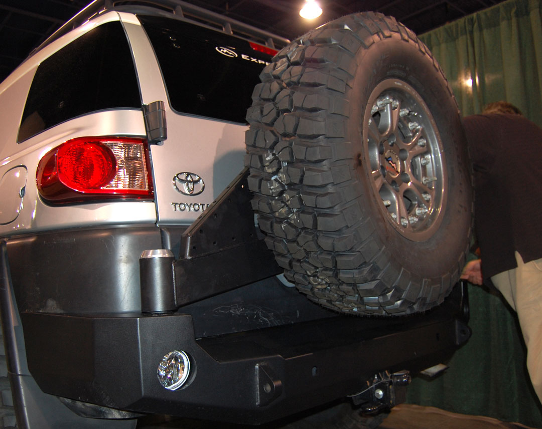 Rock Monster Street Legal Beadlocks For Fj Cruiser Wa